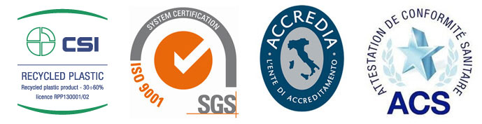 Loghi certificati