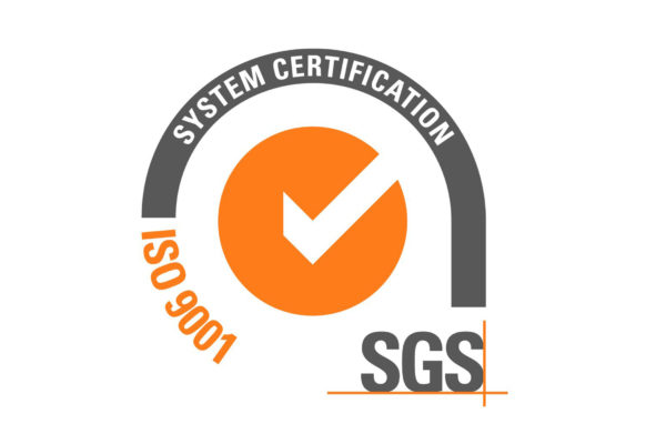 Logo Certificato ISO 9001:2015