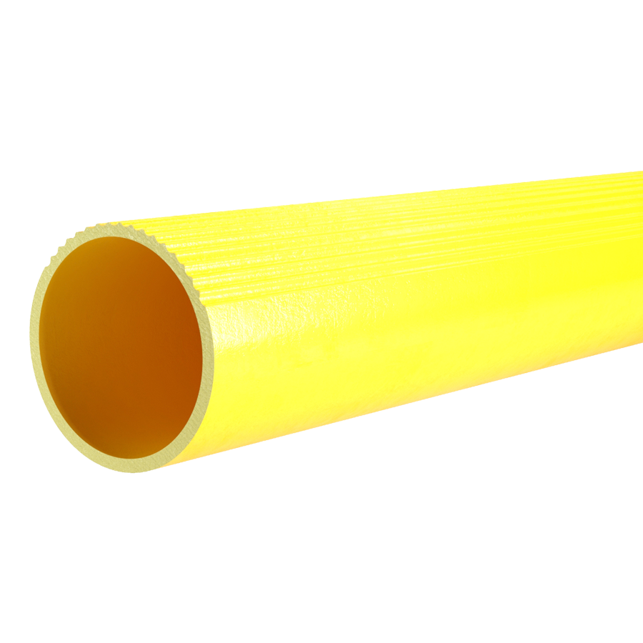 Immagine GROOVED ROUND TUBE PULTRUDED PROFILE