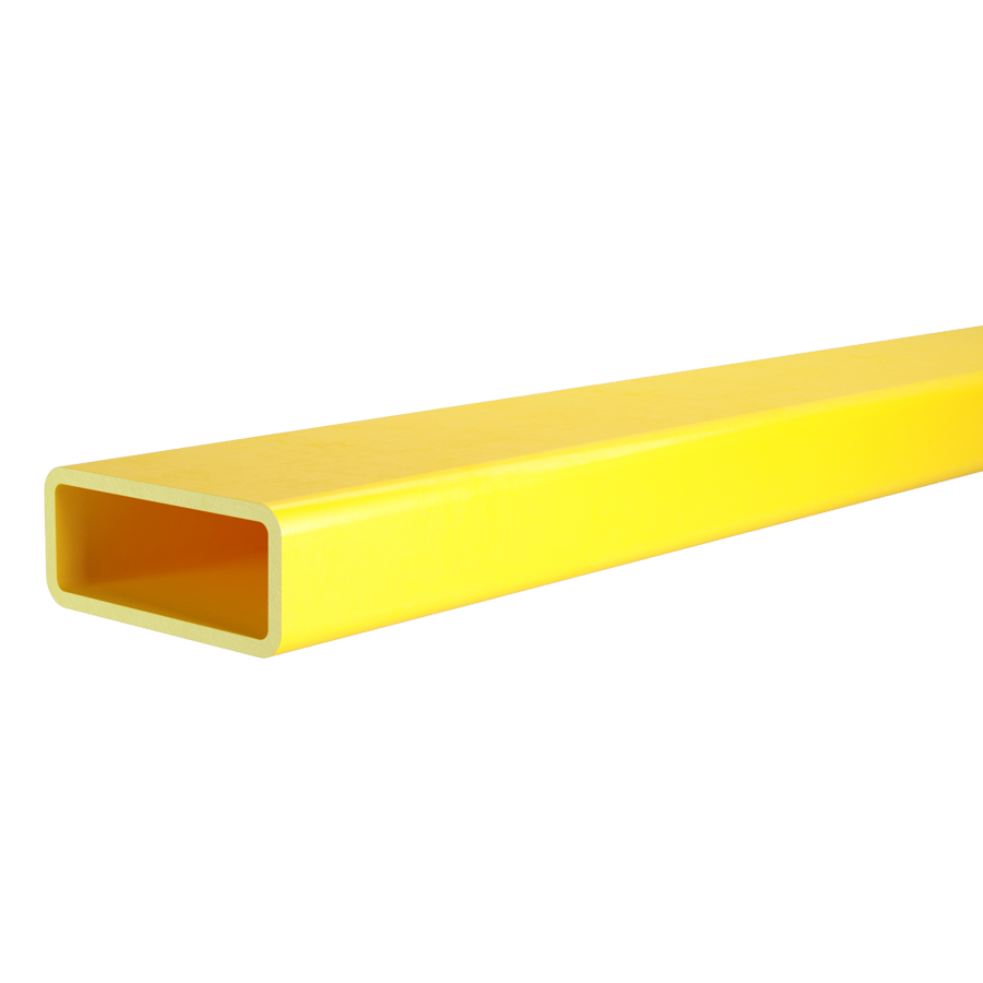 Immagine RECTANGULAR TUBE PULTRUDED PROFILE